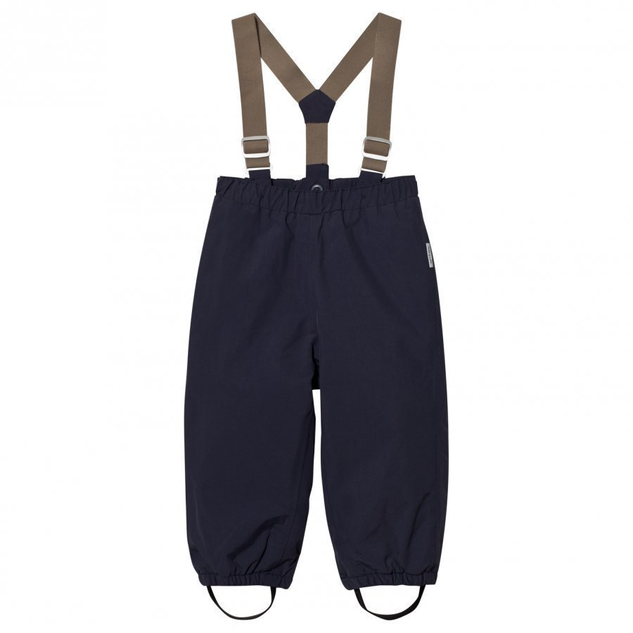 Mini A Ture Wilas M Snow Pants Blue Nights Toppahousut