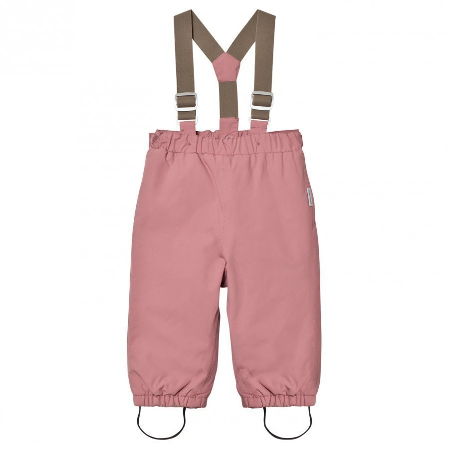 Mini A Ture Wilas M Snow Pants Nostalgia Rose Toppahousut