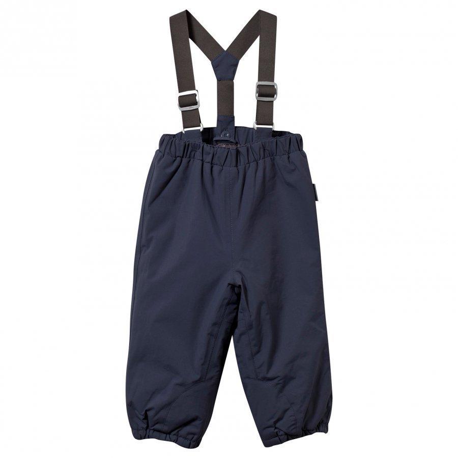 Mini A Ture Wilas M Snow Pants Ombre Blue Toppahousut
