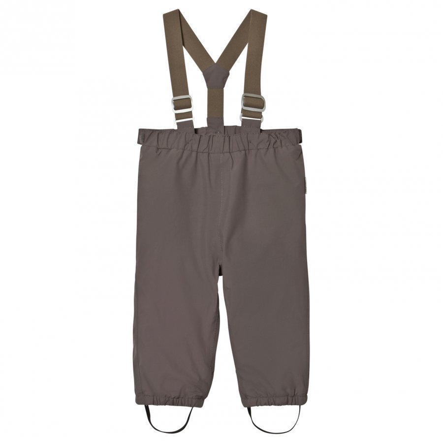 Mini A Ture Wilas M Snow Pants Steel Grey Toppahousut
