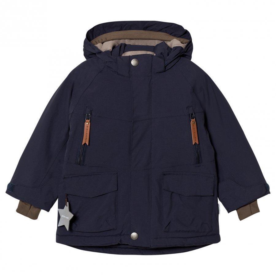 Mini A Ture Wille K Jacket Blue Nights Talvitakki