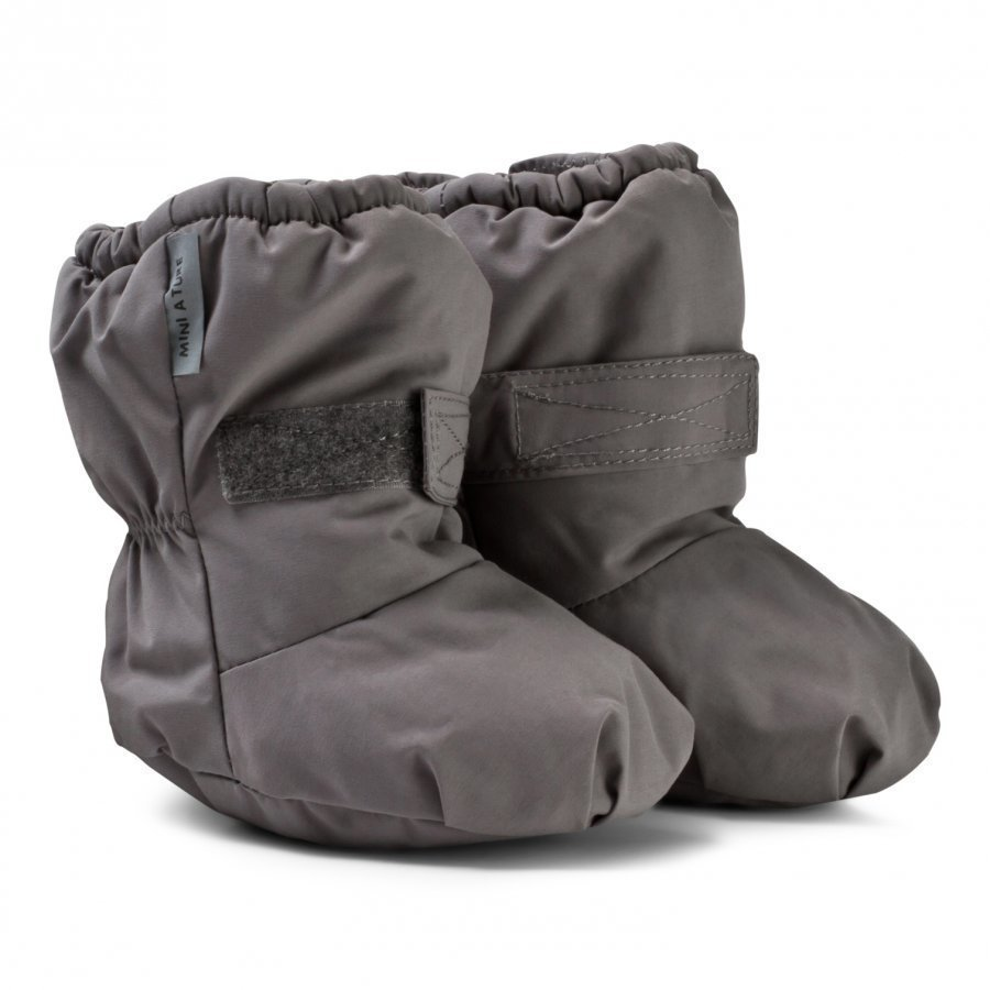 Mini A Ture Winn Booties Steel Grey Vauvan Tossut