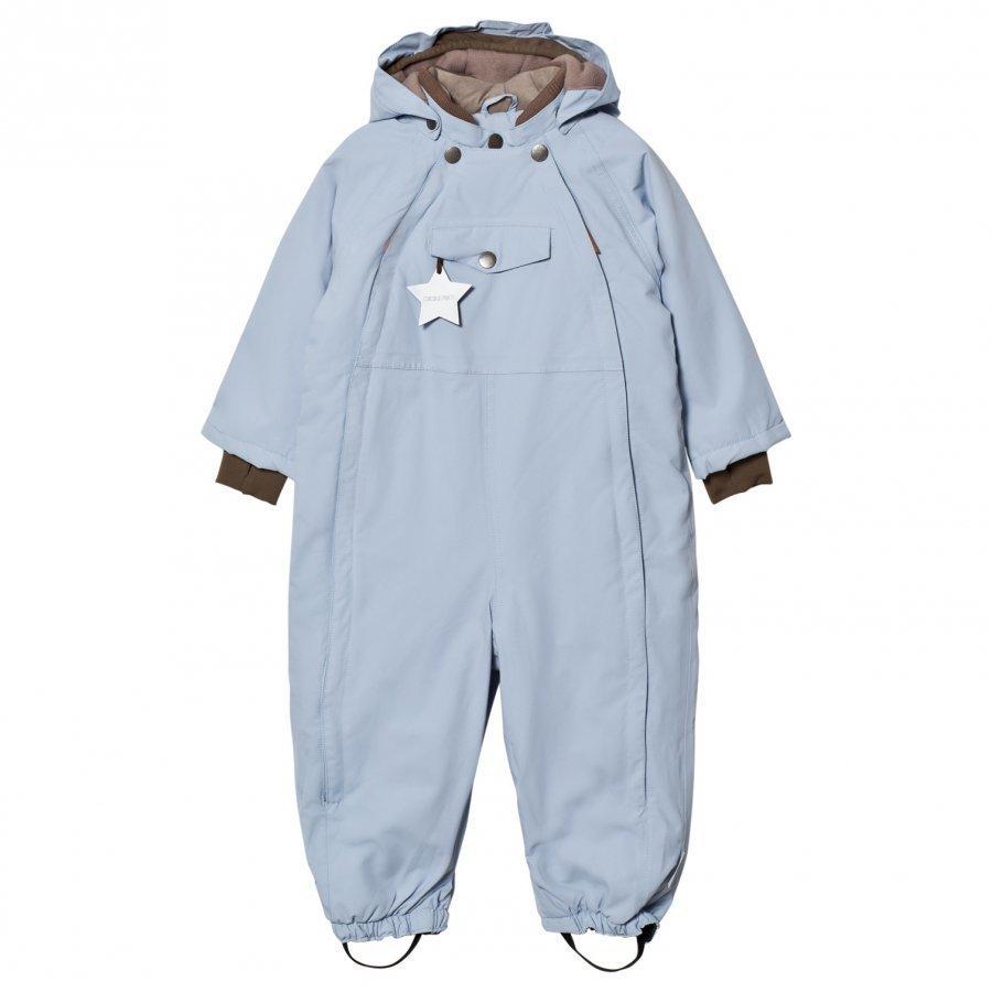 Mini A Ture Wisti M Snowsuit Blue Fog Toppahaalari