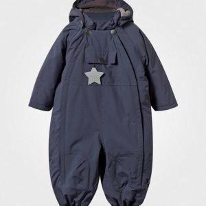 Mini A Ture Wisti M Snowsuit Ombre Blue Toppahaalari