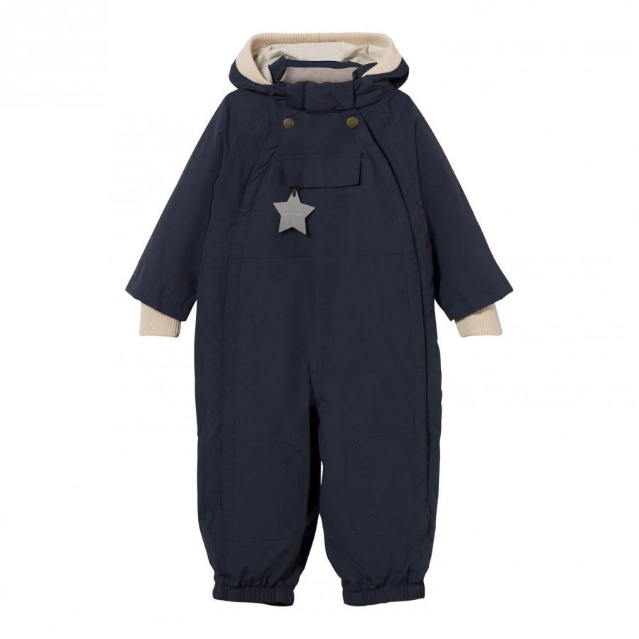 Mini A Ture Wisto M Coverall Blue Nights Sadehaalari