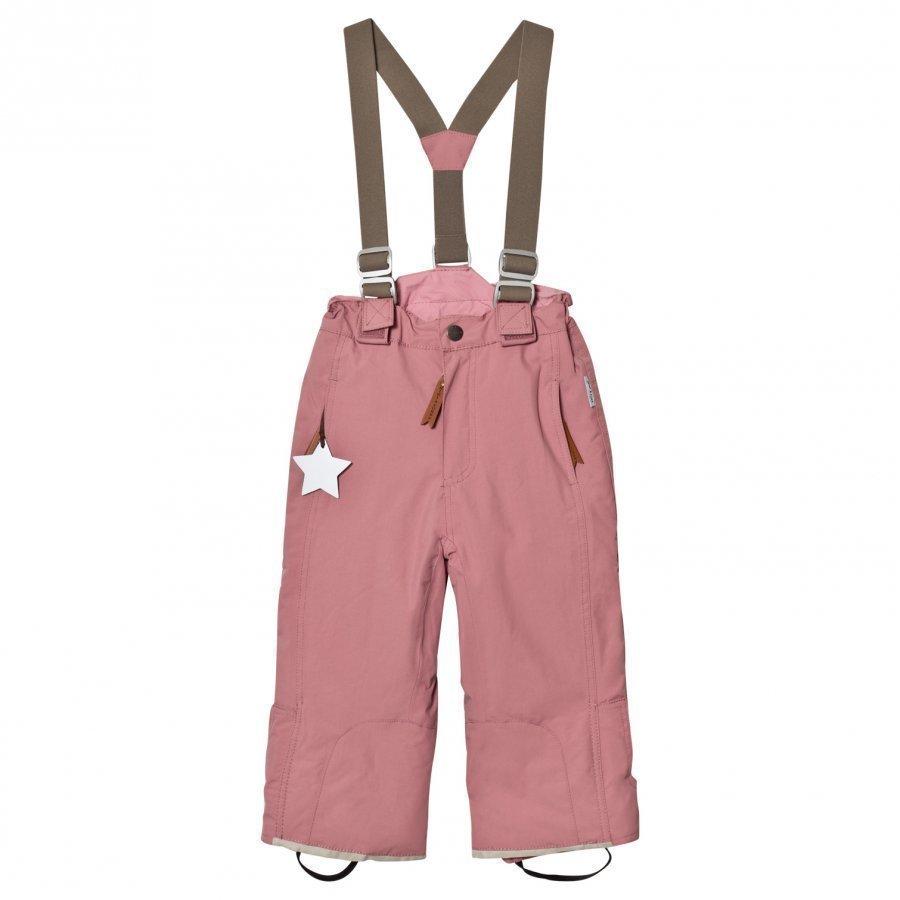 Mini A Ture Witte K Pants Nostalgia Rose Toppahousut
