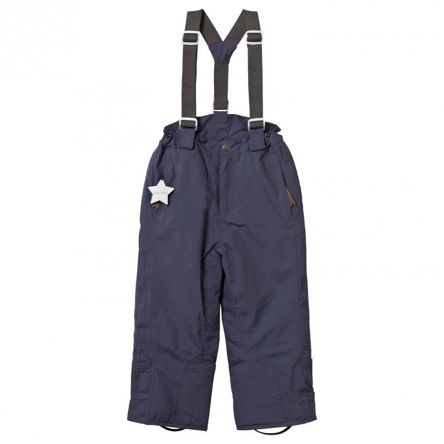 Mini A Ture Witte K Snow Pants Ombre Blue Toppahousut