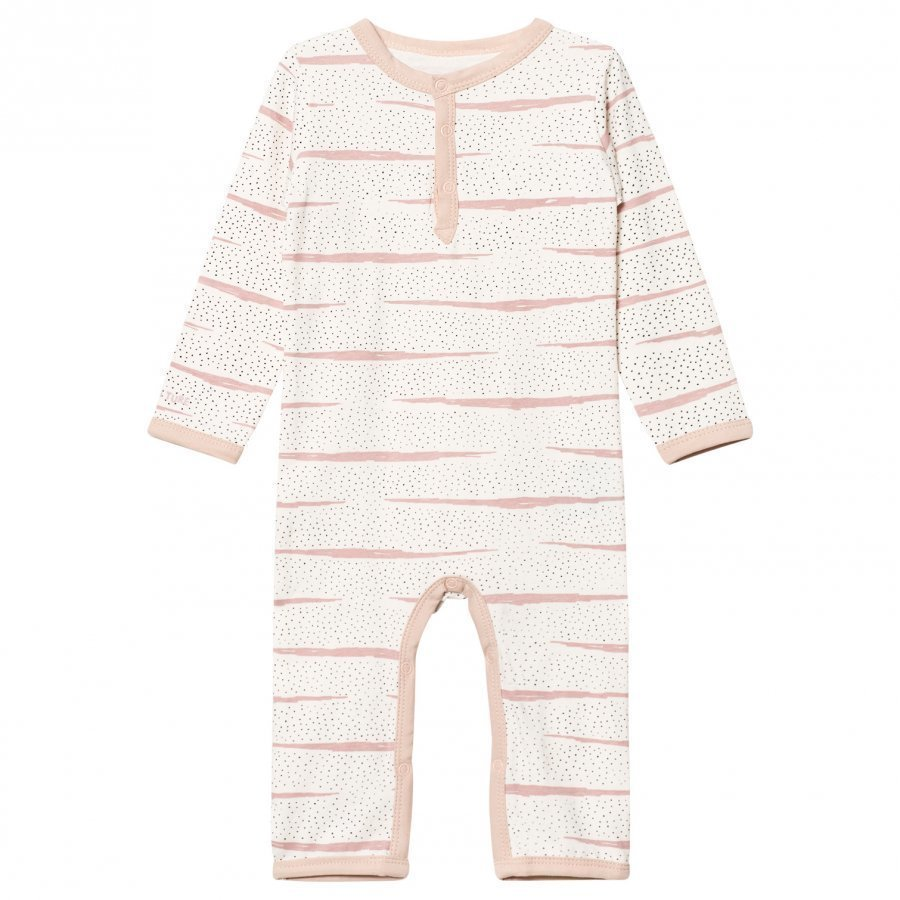 Mini A Ture Yao One-Piece Rose Dust Romper Puku