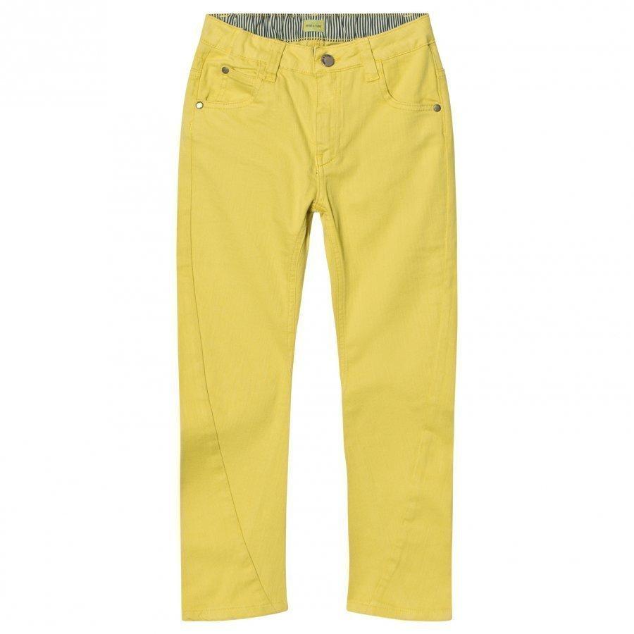 Mini A Ture Yellow Jeans Farkut