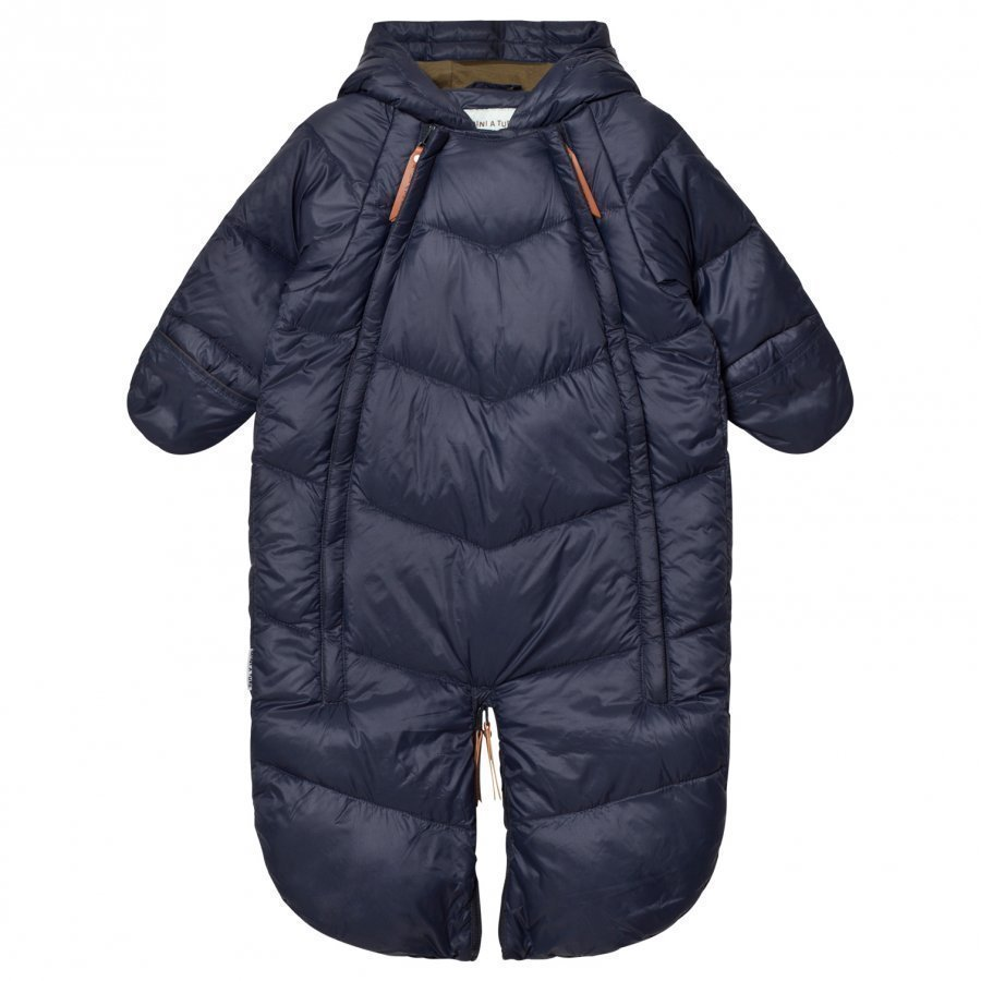 Mini A Ture Yoko B Coverall/Sleeping Bag Blue Nights Toppahaalari