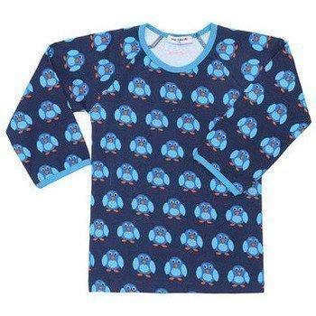 Mini Cirkus Penguin pitkähihainen T-paita t-paidat pitkillä hihoilla