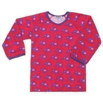 Mini Cirkus pitkähihainen T-paita t-paidat pitkillä hihoilla