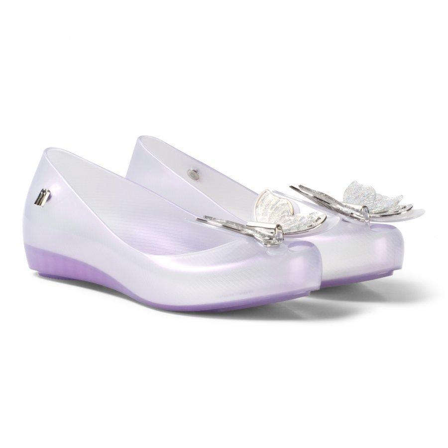 Mini Melissa Mel Ultragirl Fly Pearly Lilac Ballerinat