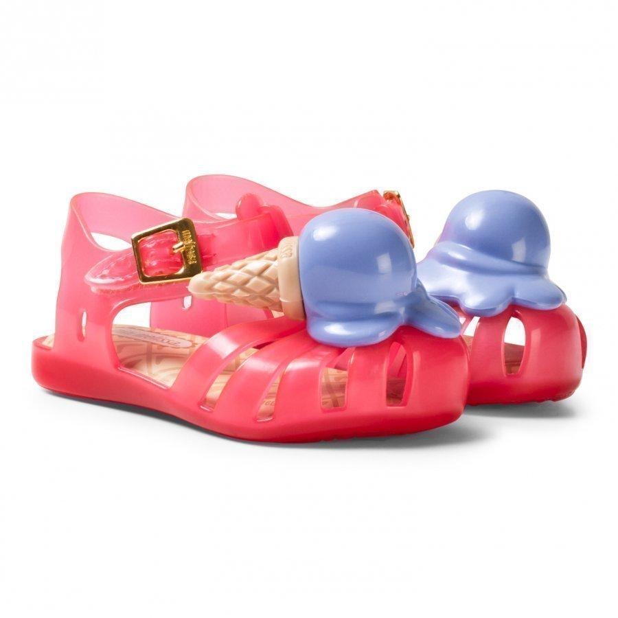 Mini Melissa Mini Aranha X Pink/Blue Sandaalit