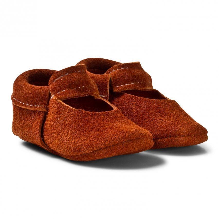 Mini Mocks Caramel Sandal Mokkasiinit