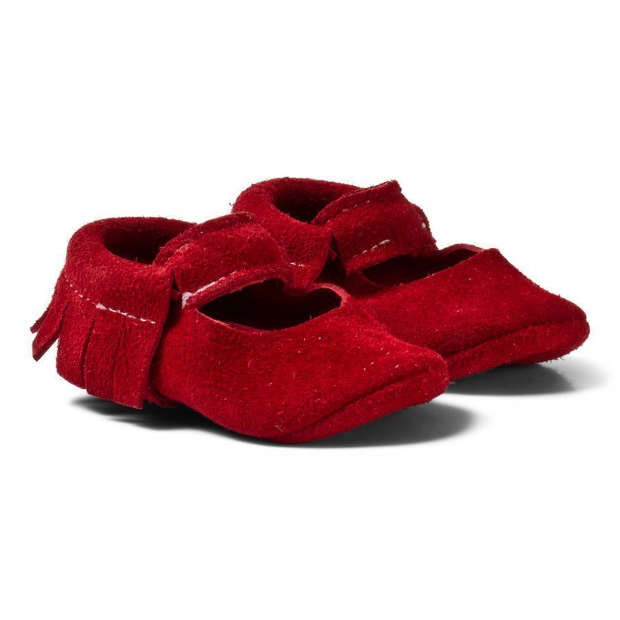 Mini Mocks Cherry Sandal Mokkasiinit