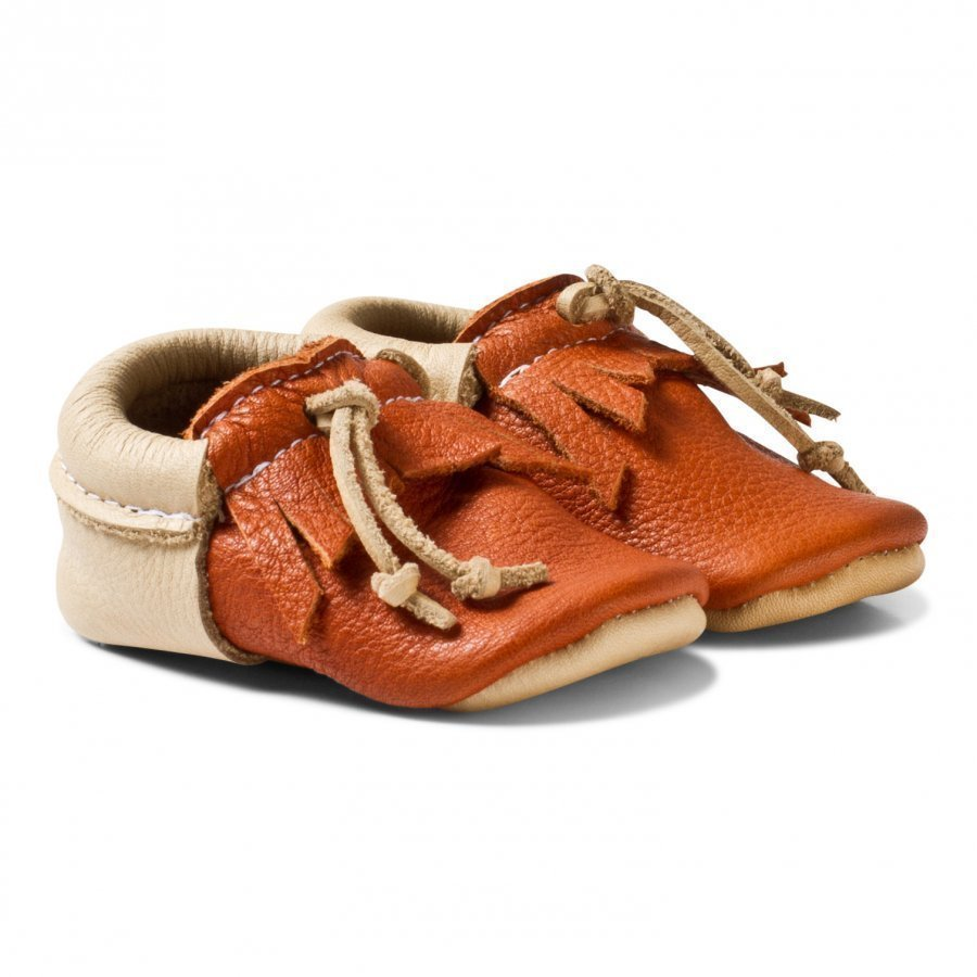 Mini Mocks Fox Moccasin Mokkasiinit