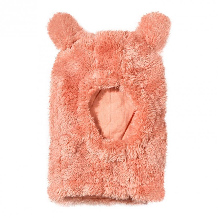 Mini Rodini Balaklava Pink Kypäräpipo