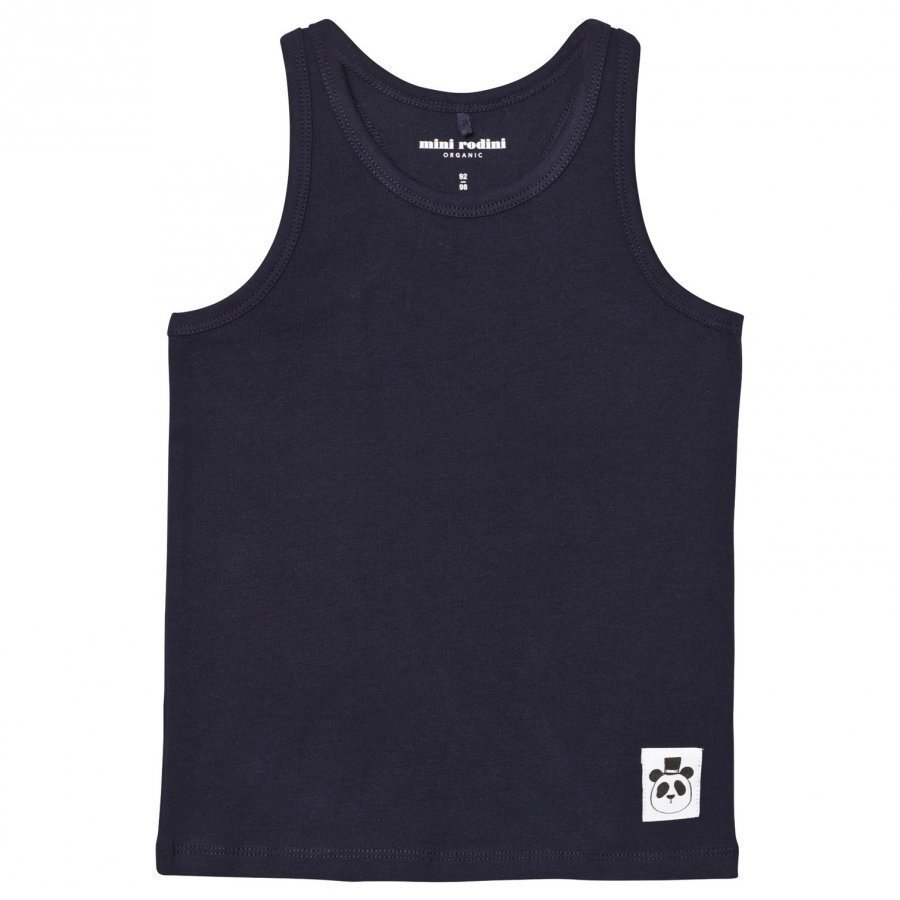 Mini Rodini Basic Tank Navy Liivi
