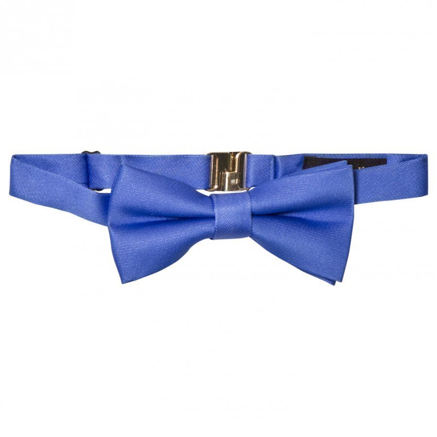 Mini Rodini Bow Tie Blue Rusettisolmio
