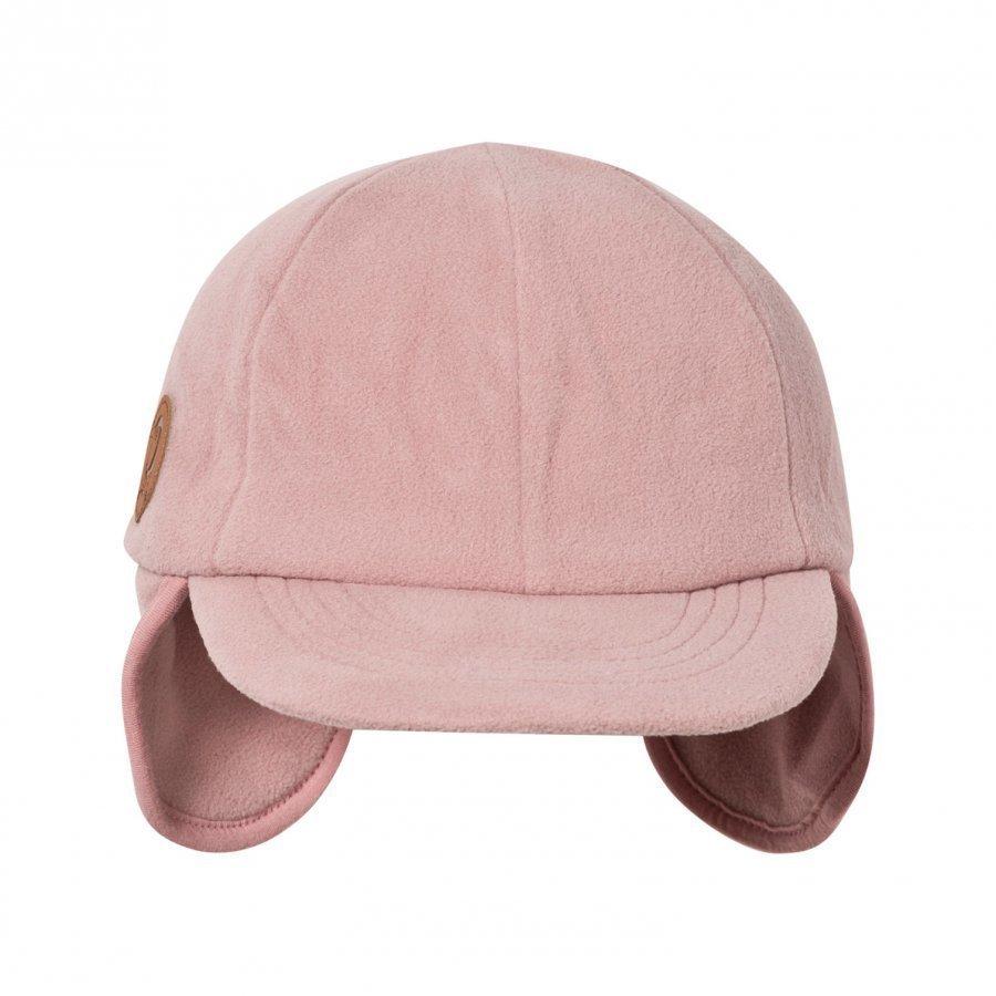 Mini Rodini Fleece Cap Pink Pipo