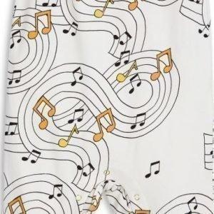 Mini Rodini Music Baby Brace Vauvan Trikoohaalari