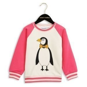 Mini Rodini Penguin Collegepaita