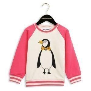 Mini Rodini Penguin Collegepaita