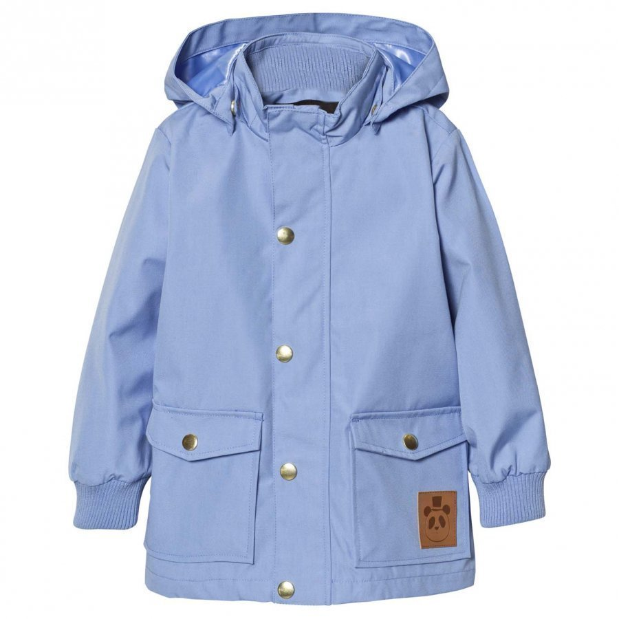 Mini Rodini Pico Jacket Light Blue Kuoritakki
