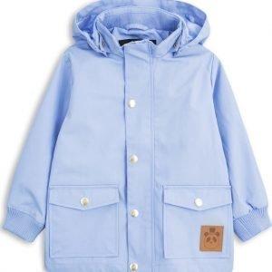 Mini Rodini Pico Jacket Light Blue Lasten Välikausitakki