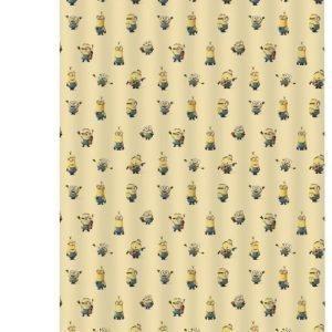 Minions Verho Keltainen