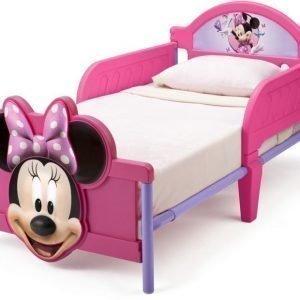 Minnie Mouse Juniorisänky 3D 140x70 cm