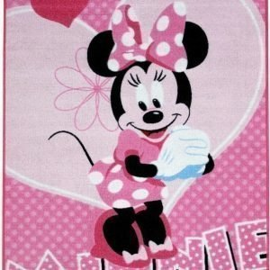 Minnie Mouse Matto 95 x 133 cm Flower