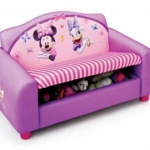 Minnie Mouse Sohva säilytystilalla