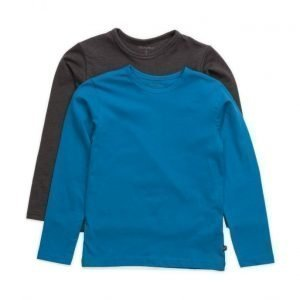 Minymo Basic T-Shirt Ls (2-Pack)