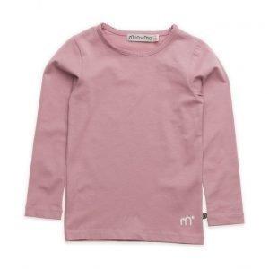 Minymo Basic T-Shirt Ls -Solid