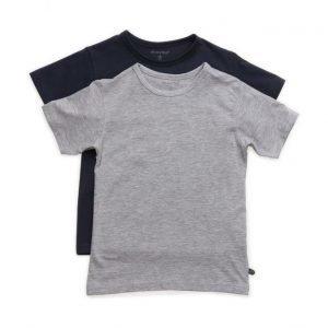 Minymo Basic T-Shirt Ss (2-Pack)