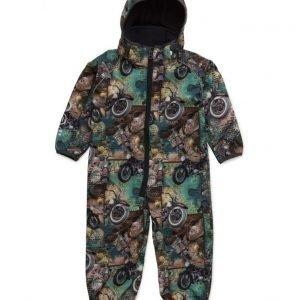Minymo Gam 07 -Softshell Suit