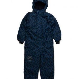 Minymo Gam 17 -Snow Suit -Aop