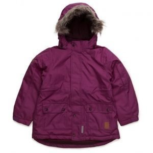 Minymo Gam 19 -Snow Jacket -Herringbo
