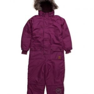 Minymo Gam 23 -Snow Suit -Herringbone