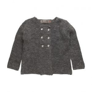 Minymo Hope Knit Cardigan