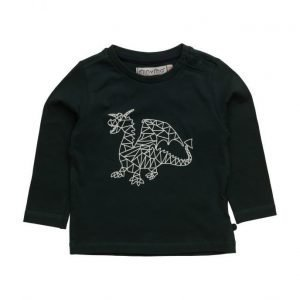 Minymo Hugin Tshirt Ls W. Dragon