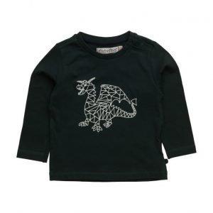 Minymo Hugin Tshirt Ls W. Dragon