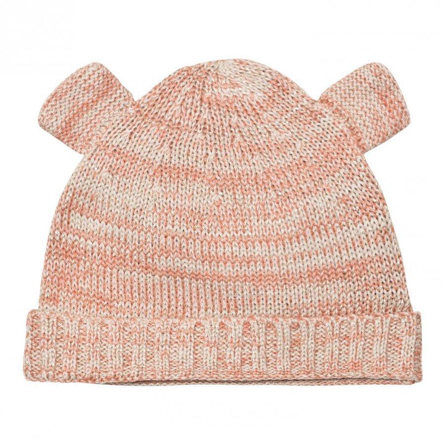 Minymo Joo 59 Knit Hat Gray Morn Pipo