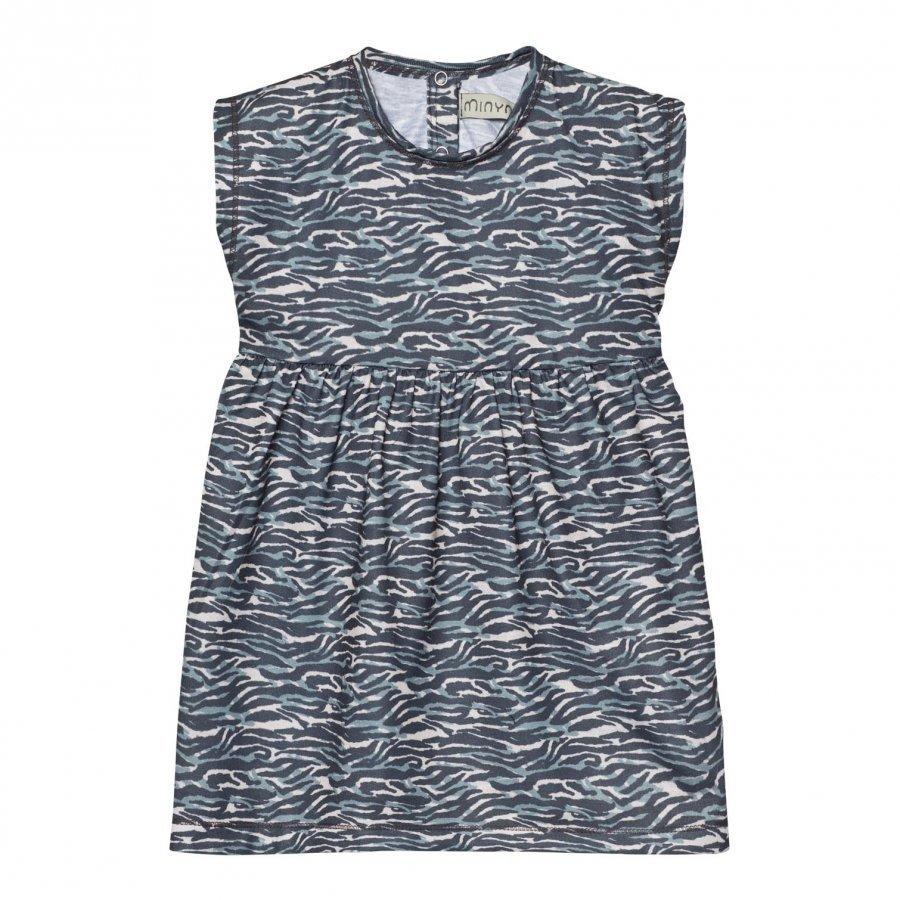 Minymo Julia 46 Dress Gray Morn Mekko
