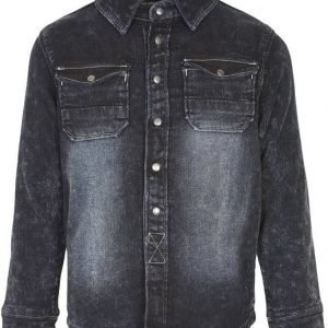 Minymo Kauluspaita Hubert 94 Deep Blue Denim