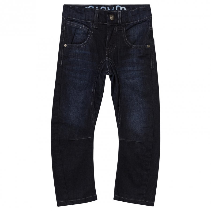 Minymo Martin Jeans Dark Blue Denim Farkut