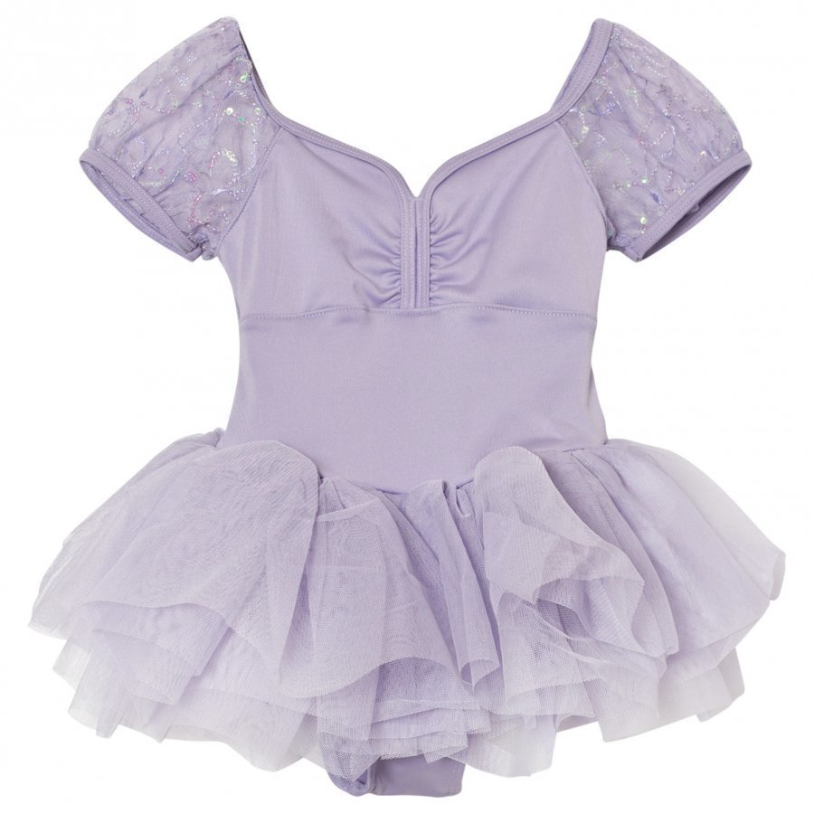 Mirella Lilac Sequin Butterfly Tutu Dress Ballerinamekko