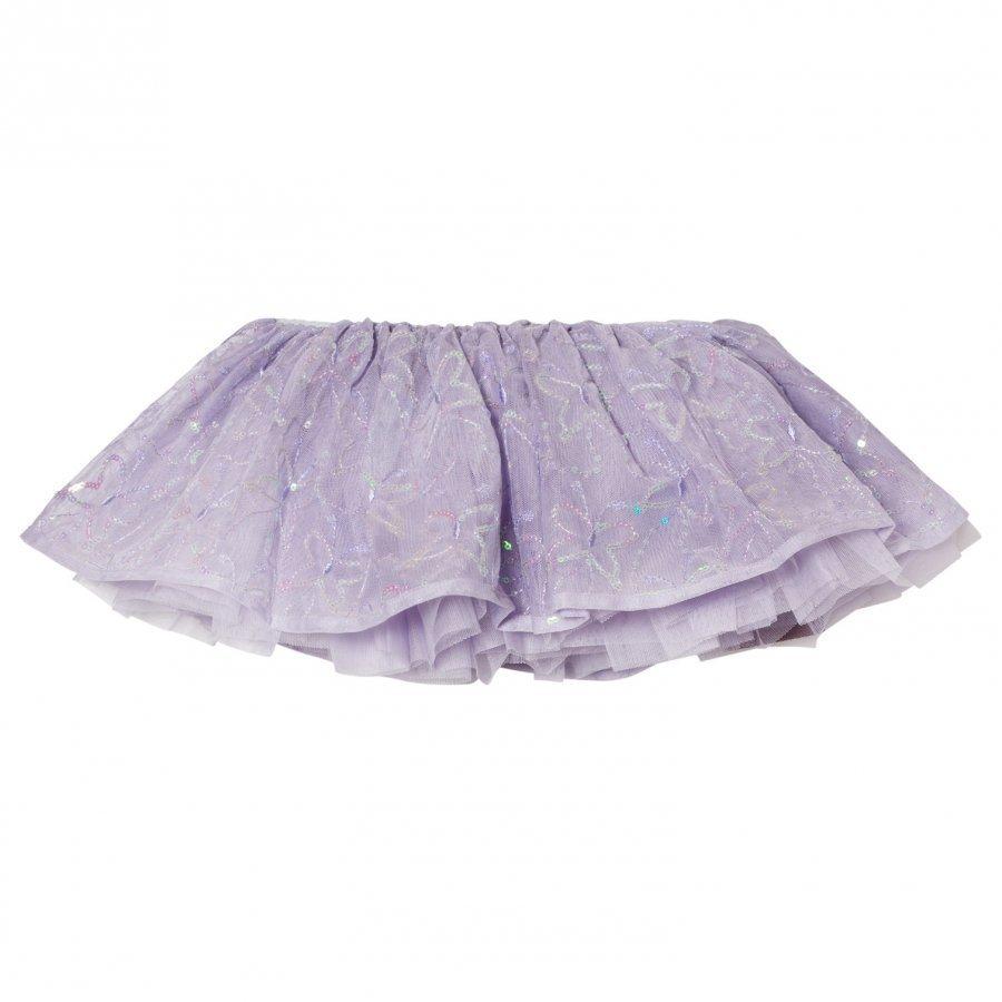 Mirella Lilac Sequin Butterfly Tutu Skirt Ballerinahame